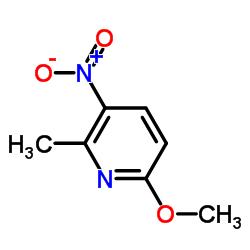 2-Methoxy-5-Nitro-6-Picoline