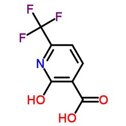 2-オキソ-6-(トリフルオロメチル)-1H-ピリジン-3-カルボン酸