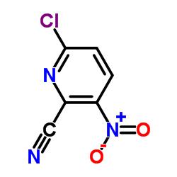 6-Chloro-2-cyano-3-nitropyridine