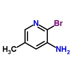 2-ブロモ-5-メチルピリジン-3-アミン