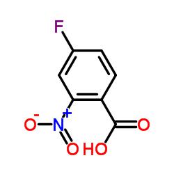 4-Fluoro-2-nitrobenzoic acid