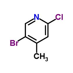 5-Bromo-2-chloro-4-methylpyridine