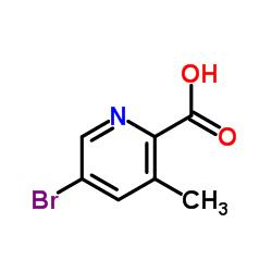 5-Bromo-2-Carboxy-3-Methylpyridine