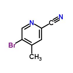 5-bromo-4-methylpyridine-2-carbonitrile