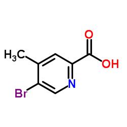 5-ブロモ-4-メチルピリジン-2-カルボン酸