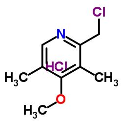 2-Chloromethyl-3,5-Dimethyl-4-Methoxypyridine Hydrochloride