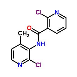 2-Chloro-N-(2-chloro-4-methylpyridin-3-yl)nicotinamide