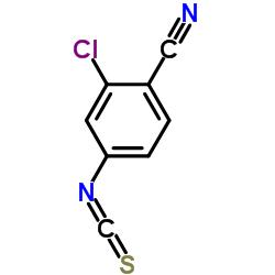 2-chloro-4-isothiocyanatobenzonitrile