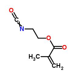 2-イソシアナトエチル2-メチルプロパ-2-エノエート