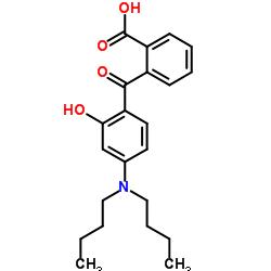 2-[4-(Dibutylamino)-2-Hydroxybenzoyl]Benzoic Acid
