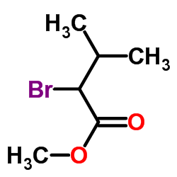 2-ブロモ-3-メチルブタン酸メチル