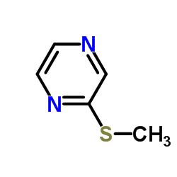 2-メチルスルファニルピラジン