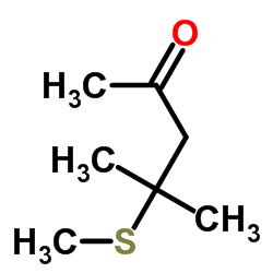 4-methyl-4-methylsulfanylpentan-2-one