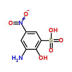 3-アミノ-2-ヒドロキシ-5-ニトロベンゼンスルホン酸