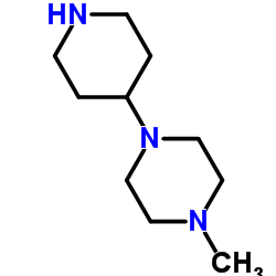1-METHYL-4-(PIPERIDIN-4-YL)-PIPERAZINE