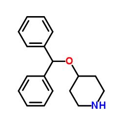 4-benzhydryloxypiperidine