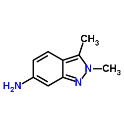 2,3-Dimethyl-2H-indazol-6-amine