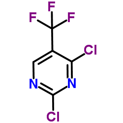 2,4-Dichloro-5-(trifluoromethyl)pyrimidine