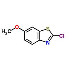 2-chloro-6-methoxy-1,3-benzothiazole