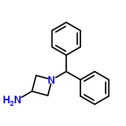 1-Benzhydrylazetidin-3-amine