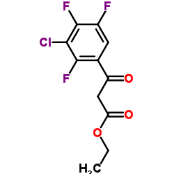 Ethyl 3-(3-chloro-2,4,5-trifluorophenyl)-3-oxopropanoate