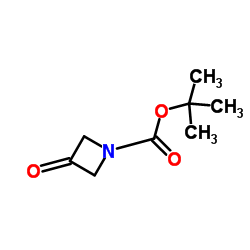 tert-Butyl 3-oxoazetidine-1-carboxylate