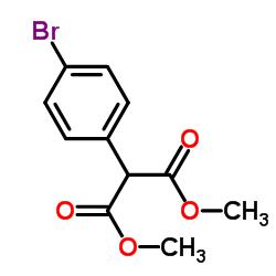 dimethyl 2-(4-bromophenyl)propanedioate