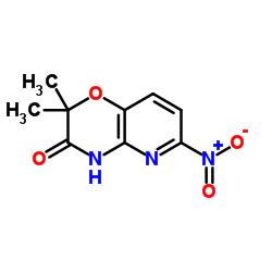2,2-dimethyl-6-nitro-4H-pyrido[3,2-b][1,4]oxazin-3-one