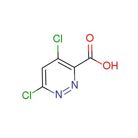 4,6-ジクロロピリダジン-3-カルボン酸