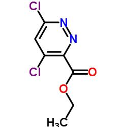 4,6-ジクロロピリダジン-3-カルボン酸エチル