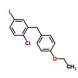 1-Chloro-2-(4-ethoxybenzyl)-4-iodobenzene