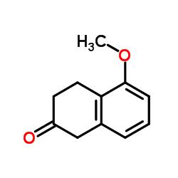 5-methoxy-3,4-dihydro-1H-naphthalen-2-one