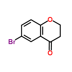 6-Bromo-2,3-Dihydro-4H-Chromen-4-One