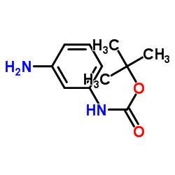 tert-butyl N-(3-aminophenyl)carbamate