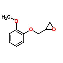 2-[(2-メトキシフェノキシ)メチル]オキシラン