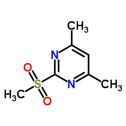 4,6-Dimethyl-2-methylsulfonylpyrimidine