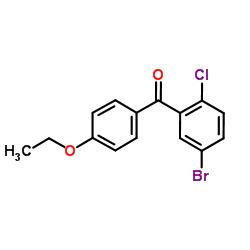 (5-ブロモ-2-クロロフェニル)(4-エトキシフェニル)メタノン