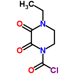 4-Ethyl-2,3-dioxo-1-piperazine carbonyl chloride