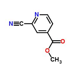Methyl 2-cyanoisonicotinate