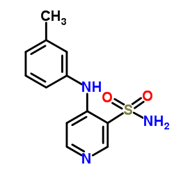 4-(3-Methylphenyl)Amino-3-Pyridinesulfonamide