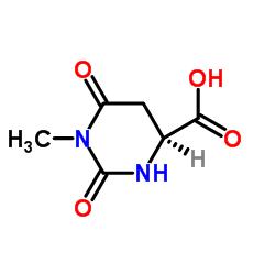 (4S)-1-methyl-2,6-dioxo-1,3-diazinane-4-carboxylic acid