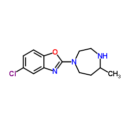 5-クロロ-2-(5-メチル-1,4-ジアゼパン-1-イル)-1,3-ベンゾオキサゾール