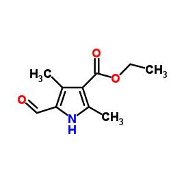 5-ホルミル-2,4-ジメチル-1H-ピロール-3-カルボン酸エチル