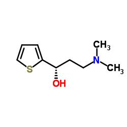 (S)-(-)-N,N-Dimethyl-3-hydroxy-3-(2-thienyl)propanamine