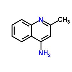 4-Amino-2-methylquinoline
