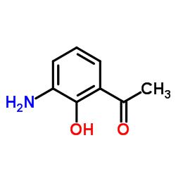 1-(3-Amino-2-hydroxyphenyl)ethanone