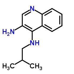 N4-Isobutylquinoline-3,4-diamine