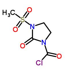 1-Chlorocarbonyl-3-Methanesulfonyl-2-Imidazolidinone