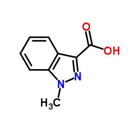 1-Methylindazole-3-carboxylic acid