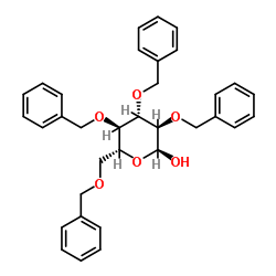 2,3,4,6-Tetra-O-Benzyl-D-Glucopyranose